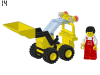 LEGO® set: 6512 - Landscape Loader