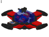 LEGO® set: 6835 - Saucer Scout