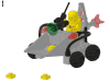 LEGO® set: 6847 - Space Dozer