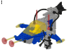 LEGO® set: 6872 - Lunar Patrol Craft