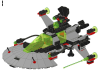 LEGO® set: 6915 - Warp Wing-Fighter