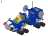 LEGO® set: 6928 - Uranium Search Vehicle