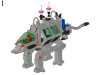 LEGO® set: 6940 - Alien Moon Stalker