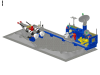 LEGO® set: 6970 - Beta-1 Command Base
