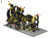 LEGO® set: 6987 - Message-Intercept Base