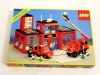 LEGO® set: 6385 - Fire House-I
