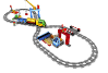 LEGO® set: 3775 - Switching Tracks