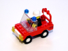 LEGO® set: 6505 - Fire Chief's Car