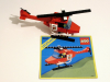 LEGO® set: 6657 - Fire Patrol Copter