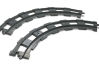 LEGO® set: 2735 - Curved Track