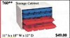 LEGO® set: 760 - Storage cabinet
