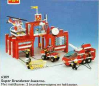 LEGO® set: 6389 - Fire control center