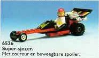 LEGO® set: 6526 - Red line racer