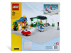 LEGO® set: 628 - X-Large Grey Baseplate