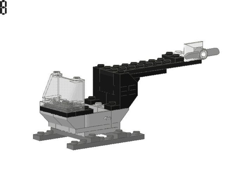 645 - 645 - LEGO® building instruction step
