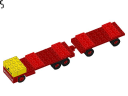 Tank Truck - 688 - LEGO® building instruction step
