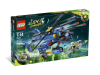 LEGO® set: 7067 - Jet-Copter Encounter