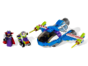 LEGO® set: 7593 - Buzz's Star Command Spaceship