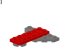 603Starion Patrol - 1916 - LEGO® building instruction step