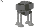 MINI AT-AT - 4489 - LEGO® building instruction step