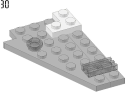 Wings - 4494 - LEGO® building instruction step
