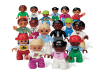 LEGO® set: 9222 - World People Set