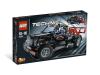 LEGO® set: 9395 - Pick-Up Tow Truck