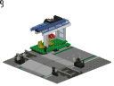 Crossing - 4532 - LEGO® building instruction step
