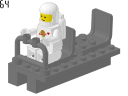 null - 6970 - LEGO® building instruction step