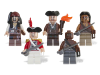 LEGO® set: 853219 - Pirates of the Caribbean Battle Pack