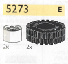LEGO® set: 5273 - Tires