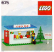 LEGO® set: 675 - Snack bar