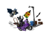 LEGO® set: 6858 - Catwoman Catcycle City Chase