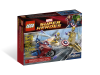 LEGO® set: 6865 - Captain America's Avenging Cycle