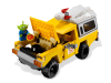 LEGO® set: 7598 - Pizza Planet Truck Rescue