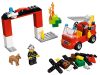 LEGO® set: 10661 - My First LEGO Fire Station