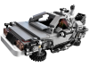 LEGO® set: 21103 - The DeLorean Time Machine