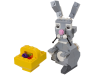 LEGO® set: 40053 - Easter Bunny with Basket