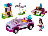 LEGO® set: 41013 - Emma's Sports Car