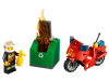 LEGO® set: 60000 - Fire Motorcycle