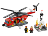 LEGO® set: 60010 - Fire Helicopter