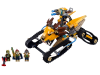 LEGO® set: 70005 - Laval's Royal Fighter