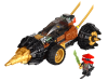 LEGO® set: 70502 - Cole's Earth Driller
