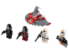 LEGO® set: 75001 - Republic Troopers vs. Sith Troopers