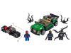 LEGO® set: 76004 - Spider-Man : Spider-Cycle Chase