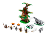 LEGO® set: 79002 - Attack of the Wargs
