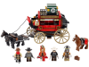 LEGO® set: 79108 - Stagecoach Escape