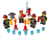 LEGO® set: 850618 - Fire Accessory Pack