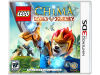 LEGO® set: 5002664 - Legends of Chima Laval's Journey Nintendo 3DS Video Game
