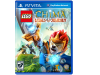 LEGO® set: 5002666 - Legends of Chima Laval's Journey PS Vita Video Game